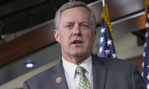 "Rep. Mark Meadows, R-N.C., said, ""We have a real problem here."""