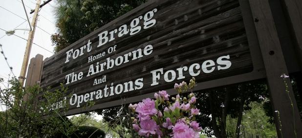 Whistleblower Teresa Gilbert worked at Fort Bragg.