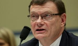 Defense Department Chief Information Officer Terry Halvorsen