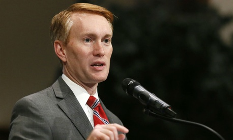 Sen. James Lankford, R-Okla., has taken over the annual waste list from former Sen. Tom Coburn.