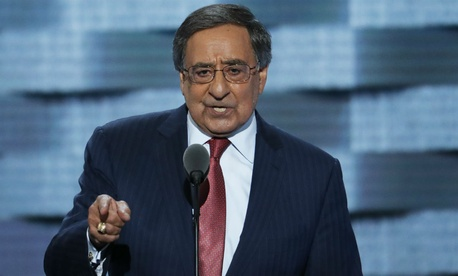 "Leon Panetta, former budget director under President Clinton, said: ""It helps if it's one son-of-a-bitch, who knows the numbers and the budget and the implications."""