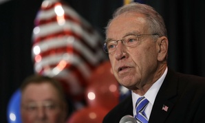Sen. Charles Grassley, R-Iowa, is said to be one of the lawmakers instrumental in persuading conferees to drop the provision.