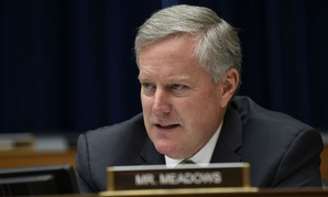 Rep. Mark Meadows, R-N.C., said Congress should always have a say in how federal agencies spend money.