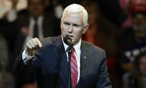 "Vice President-elect Mike Pence said Sunday that Trump's process for choosing a Cabinet has brought ""refreshing energy"" to the transition."
