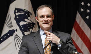 White House Cybersecurity Coordinator Michael Daniel at a news conference in Washington in 2013.