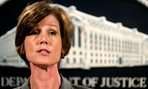 Trump asked Deputy Attorney General Sally Yates to stay on.