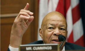 Rep. Elijah Cummings, D-Md., ranking member on the House Oversight Committee.