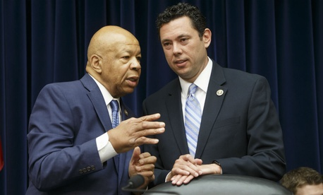 Reps. Elijah Cummings, D-Md., (left) and Jason Chaffetz, R-Utah, both signed the letter.