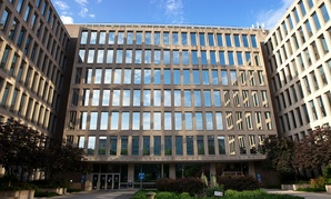 The Office of Personnel Management building in Washington is shown in 2015.