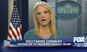 Conway was counseled but not disciplined for her on-air endorsement of Ivanka Trump's fashion line.