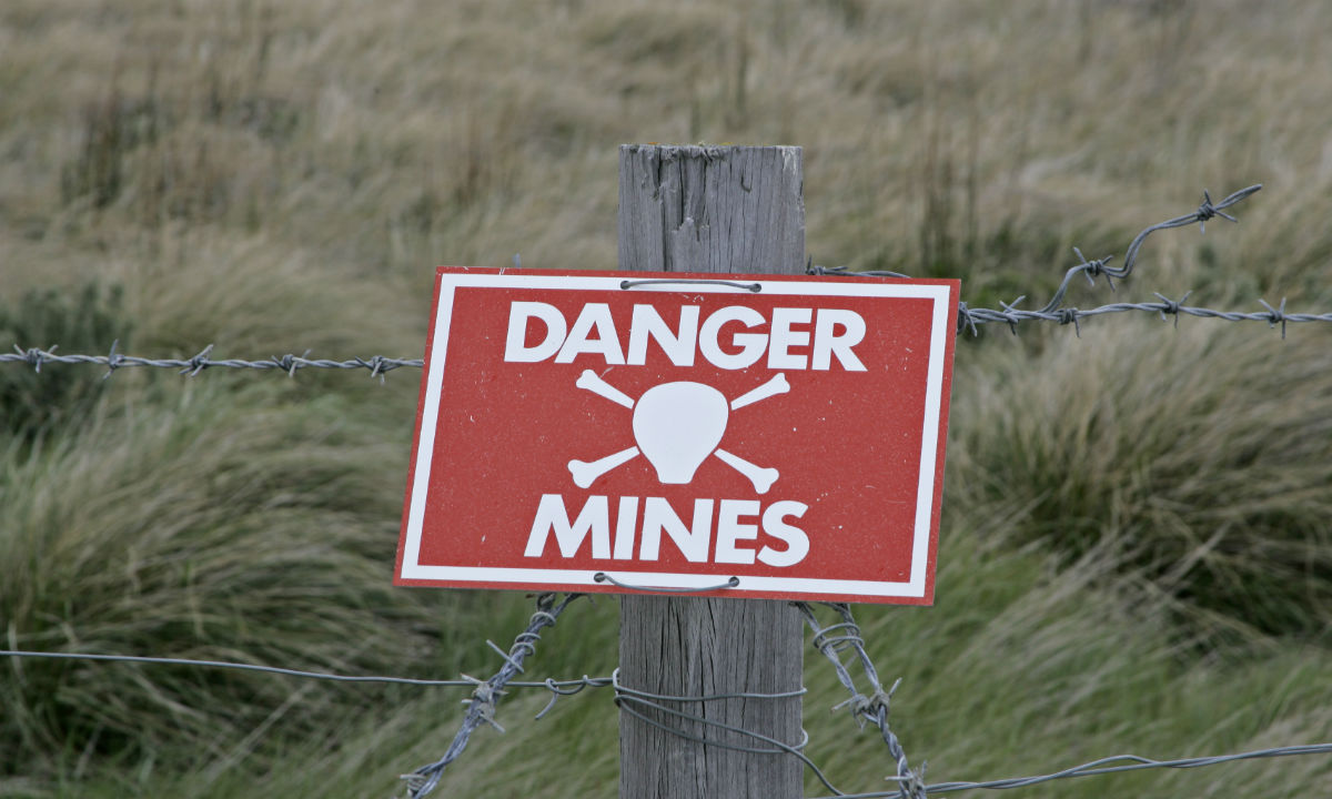 The Road To Government Reform Is Filled With Landmines  Promising  Practices  Management  Govexec