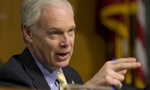 Sen. Ron Johnson, R-Wis., is one of the sponsors of legislation to ban the box on federal employment applications.