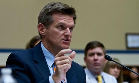 Thrift Savings Plan Executive Director Greg Long announced his resignation April 24.