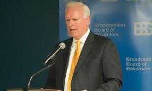 """BBG does not do propaganda,"" said CEO and Director John Lansing."