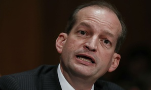 Last week, the Senate voted 60-38 to confirm Alex Acosta as secretary of Labor.