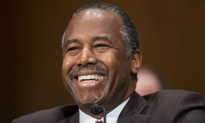 """HUD Secretary Ben Carson said federal employees are """"extremely dedicated to what they're doing."""""""