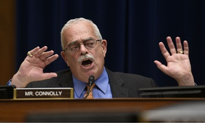 Rep. Gerry Connolly said benefits cuts of the magnitude Trump is reportedly proposing will make it impossible to recruit and retain a qualified workforce.