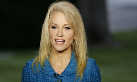 White House Counselor Kellyanne Conway is one of the officials who received a waiver.