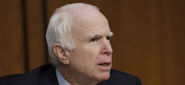 Sen. John McCain, R-Ariz., said there are more individuals willing to volunteer on federal lands projects than agencies can currently handle.