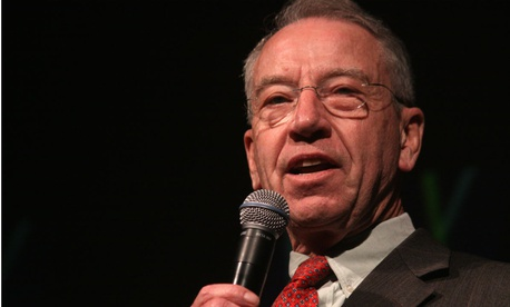 """Sen. Charles Grassley, R-Iowa, said: """"The IRS needs to protect taxpayers against any abuses, but those raising objections have always opposed the program and look for ways to undermine it."""""""