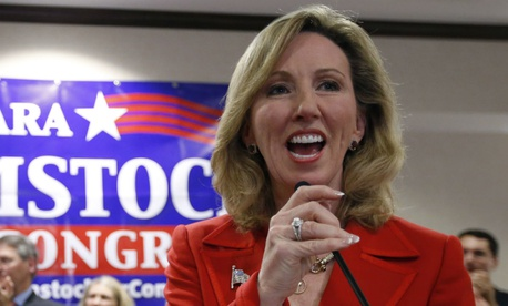 Rep. Barbara Comstock, R-Va., was one of the Republicans who signed on to the letter.