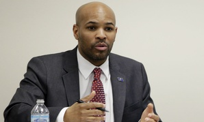 Dr. Jerome Adams is currently the Indiana State Health Commissioner.