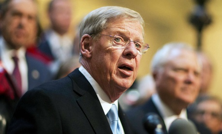 Sen. Johnny Isakson, R-Ga., said he is optimistic about finding common ground.