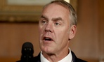 Interior Secretary Ryan Zinke has said the Senior Executive Service