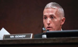 A preliminary version of the House budget blueprint instructs Rep. Trey Gowdy's committee to reduce retirement benefits, but leaves specifics up to his panel.