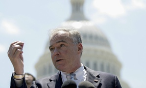 Sen. Tim Kaine, D-Va., was one of the lead signatories on the letter.