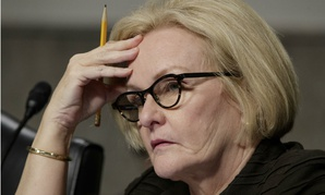 "Sen. Claire McCaskill, D-Mo., said, ""It takes tremendous courage for whistleblowers to come forward."""