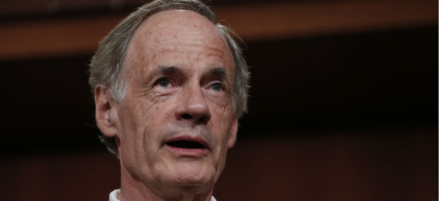 Sen. Tom Carper, D-Del., introduced the bill.