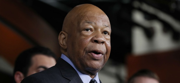 Rep. Elijah Cummings, D-Md., was one of the lawmakers who signed a letter to the White House.