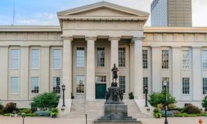 Louisville Metro Hall in Louisville, Kentucky