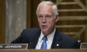 Sen. Ron Johnson, R-Wis., requested information on how congressional staffers got permission to use a small business exchange.