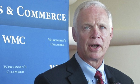 Sen. Ron Johnson, R-Wis., introduced the more controversial amendment.