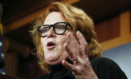 Sen. Heidi Heitkamp, D-N.D., expressed disappointment OMB did not send a witness to the hearing.