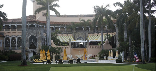 The White House's National Security Council paid $1,092 in March for a two-night stay at the Trump-owned Mar-a-Lago resort in Palm Beach, Florida, according to the documents obtained through a public records request by Property of the People.