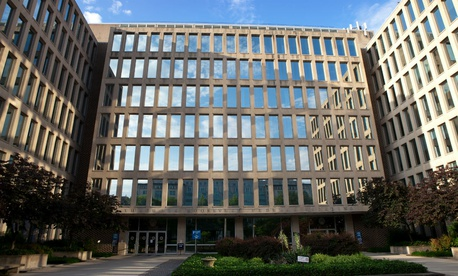 Office of Personnel Management headquarters in Washington.