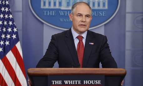 EPA Administrator Scott Pruitt has said he will make Superfund site cleanup a priority.