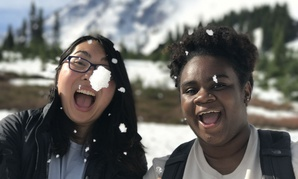 Chanara Andrews and Amanda Hsu served as interns with the National Park Service.