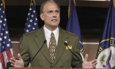 Rep. Thomas Marino, R-Pa., was chief sponsor of the bill curbing DEA prosecutorial power.
