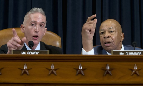 Reps. Trey Gowdy, R-S.C., and Elijah Cummings, D-Md., launched the probe into travel spending late last month.
