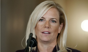 New DHS Secretary Kirstjen Nielsen would need Congress's approval to restructure the department.