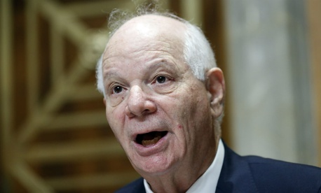 Sen. Ben Cardin, D-Md., said the rest of the federal workforce should be granted the same pay hike as the military.