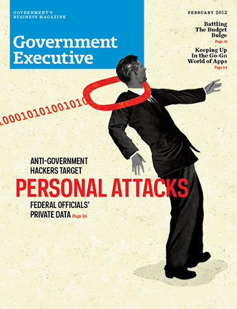 Government Executive : Vol. 44 No. 2 (2/1/12)       Magazine Cover