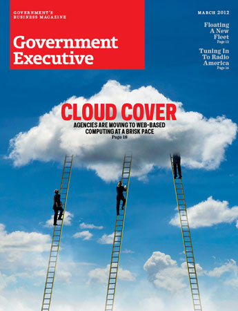 Government Executive : Vol. 44 No. 3 (3/1/12)  Magazine Cover