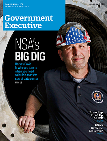 Government Executive : Vol. 45 No. 5 (August 2013)  Magazine Cover