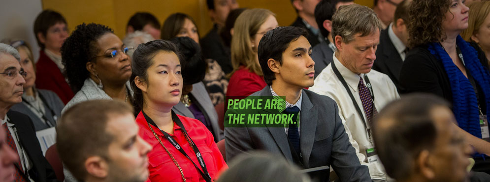 People are the network.
