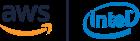 AWS/Intel logo